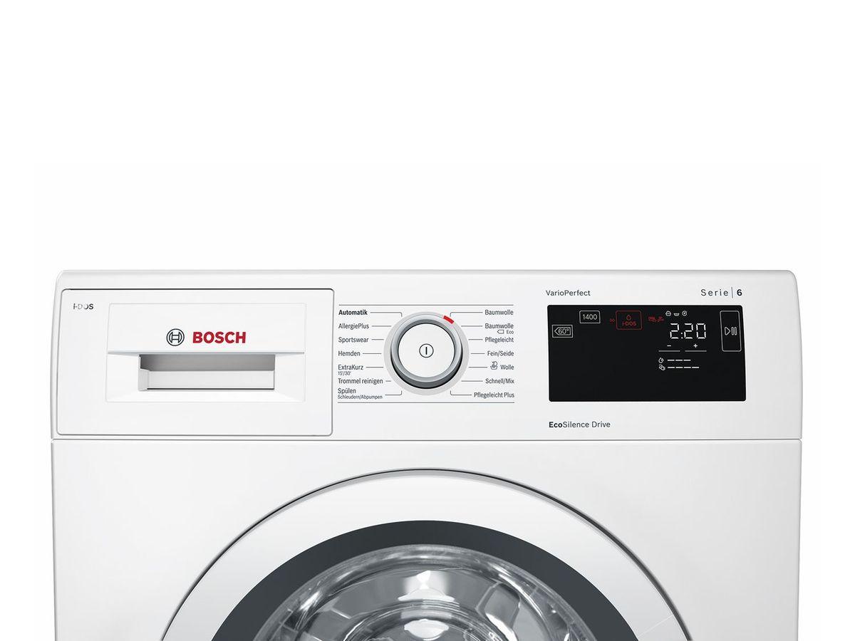 Bild 3 von BOSCH Waschmaschine WAT286V0