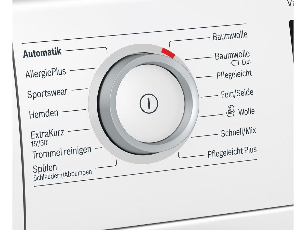 Bild 5 von BOSCH Waschmaschine WAT286V0