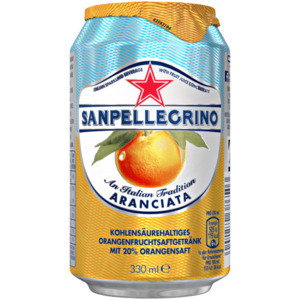 Sanpellegrino Limonade Orange 0,33l