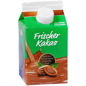 Schwälbchen Frischer Kakao 1,8% Fett 500ml