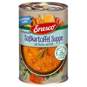 Erasco Portugiesische Süßkartoffel Suppe 395ml
