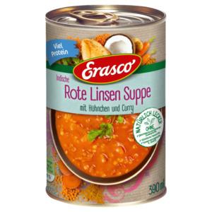 Erasco Indische Rote Linsen Suppe 390ml