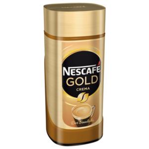 Nescafé Gold Crema löslicher Kaffee 200g