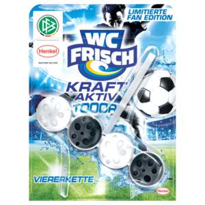WC Frisch Kraft Aktiv Tooor Viererkette 50g