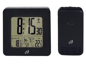 AURIOL® Funktemperaturstation LCD AFT 77 A1