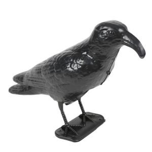 Taubenschreck Krähe mit Bewegungssensor
