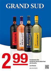 Grand Sud Französischer Wein