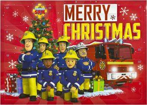 Feuerwehrmann Sam - Adventskalender 2018