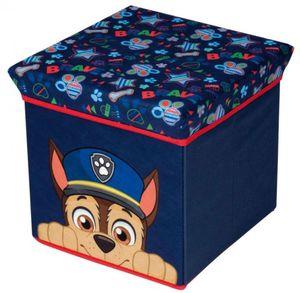 Paw Patrol - Spielzeugkiste & Sitzwürfel