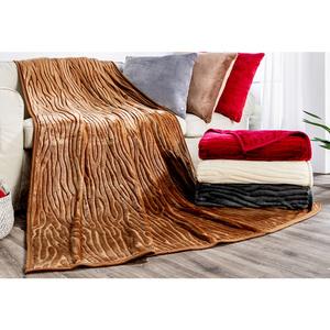 Bella Casa XXL-Kaschmir-Touch-Decke
