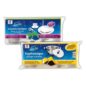 Saubermax Geschirr-/ Topfreiniger