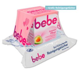 BEBE Creme + Reinigungstücher