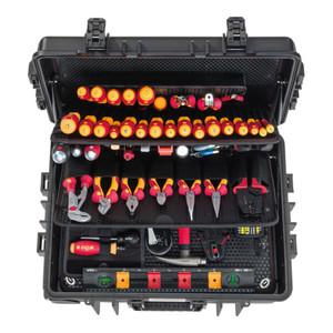 Wiha Werkzeug Set Elektriker Competence XXL 2 gemischt 115 tlg. in Koffer 42069