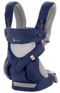 ergobaby Babytrage Carrier 360° Cool Air French