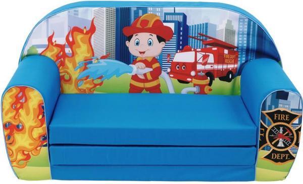 Knorrtoys Kindersofa Feuerwehrmann