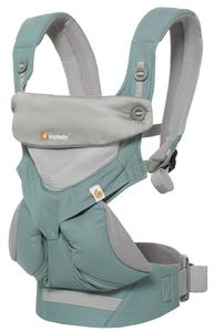 ergobaby Babytrage Carrier 360° Cool Air Icy Mint