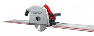 Matrix Tauchsäge TRS 1400-56 ,  1400 W, 5200 min-1, 190x20x2,6 mm