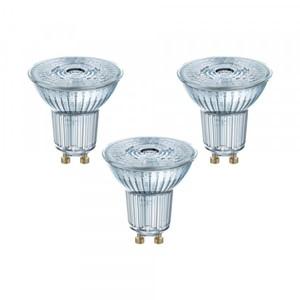 Osram LED Reflektor Base PAR16 ,  GU10 - 4, 3W, 3er Packung