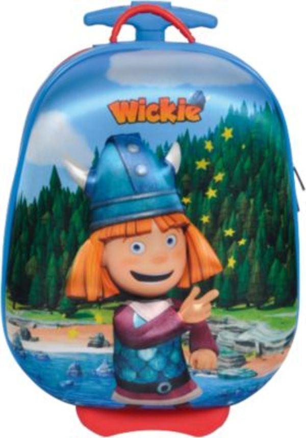 BOUNCIE Kindertrolley Wickie