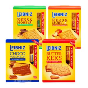 Leibniz Snack Pack