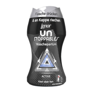 Lenor Unstoppables Wäscheparfüm Active
