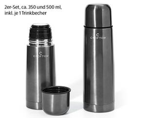 CROFTON®  Edelstahl Isolierflasche