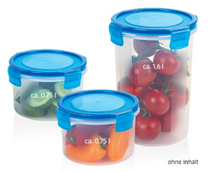 CROFTON®  Aroma-Vorratsdosen-Set, 3-tlg.