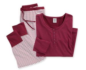SkintoSkin Schlafanzug