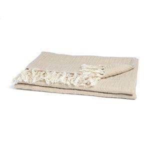 Decke Style, B:130cm x L:170cm, beige