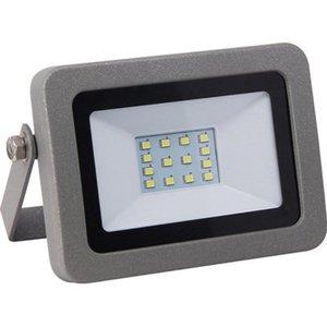LED-Strahler Flare 10 W Silber EEK: A+