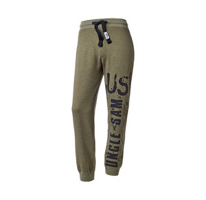 Uncle Sam Herren-Jogginghose mit coolem Military-Design