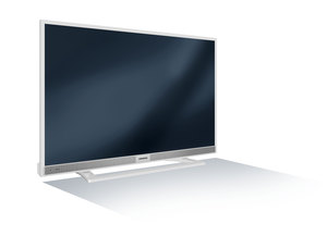 Grundig 22 VLE 5520 WG 55 cm (22 Zoll) LED-TV, Full HD, 200 Hz, Triple Tuner, USB-Mediaplayer, 12 Volt DC-Eingang