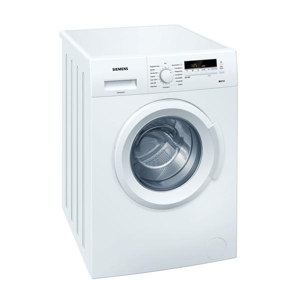 Siemens WM14B222 Weiß iQ100 Waschvollautomat, A+++, 6 kg, 1400 U/min