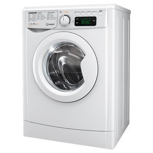 Indesit EWDE 71680 W DE Weiß Waschtrockner, A, 7kg/5kg, 1600U/min-