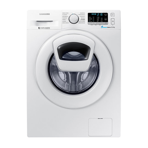 Samsung WW80K5400WW Weiß Waschvollautomat, A+++, 8kg, 1400U/min
