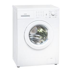 Exquisit WM 6910-10 Weiß Waschvollautomat, A++, 6kg, 1000U/min-