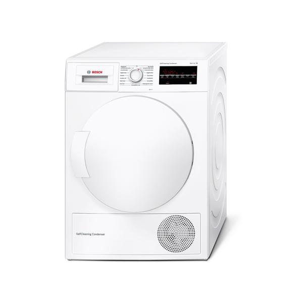 Bosch WTW85463 Weiß Wärmepumpentrockner, A+++, 7kg