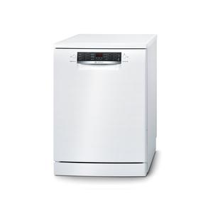Bosch SMS46MW03E Weiß Stand-Geschirrspüler, unterbaufähig, 60cm, A++, 14 Maßgedecke