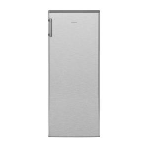 Bomann VS 3171 Edelstahl-Look Kühlschrank, A++, 250 Liter, 144 cm