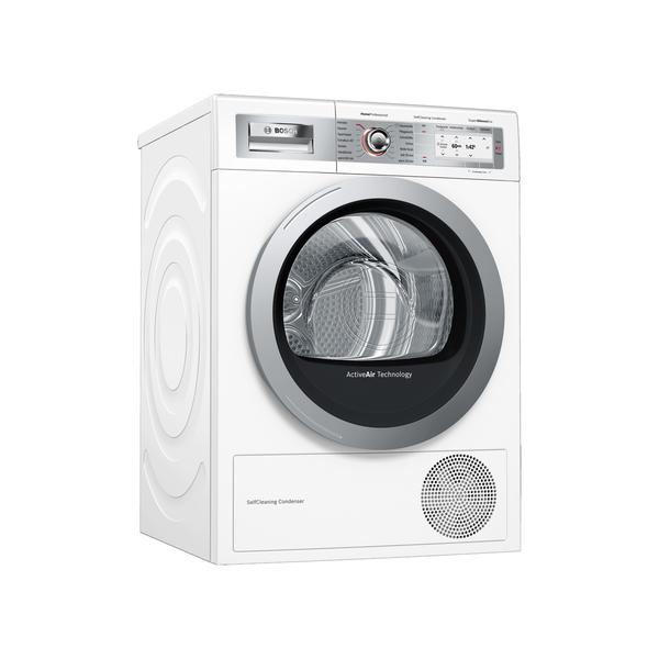 Bosch WTY887W6 Weiß Wärmepumpentrockner, A+++, 8kg