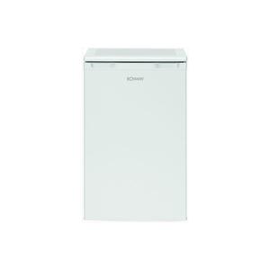 Bomann VS 366 Weiß Kühlschrank, A+, 110 Liter, 85 cm
