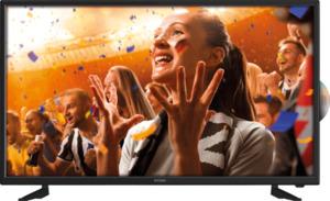 Dyon Sigma 39 Pro 97.8 cm (39 Zoll) Fernseher (HD ready, DVD Player, Triple Tuner (DVB T2), USB, HDMI)