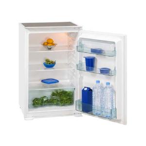 Exquisit EKS 131-4 RVA++ Weiß Einbau-Kühlschrank, A++, 130 Liter, 88 cm