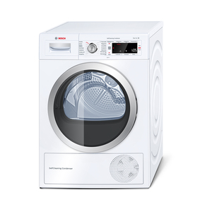 Bosch WTW875W0 Weiß Wärmepumpen-Wäschetrockner, A+++, 8kg