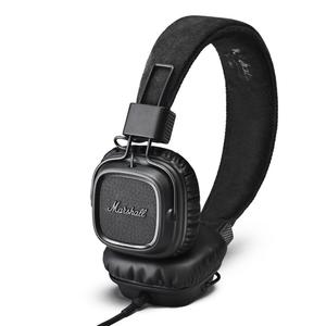 Marshall Major II pitch black - On-Ear-Kopfhörer