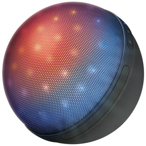 Trust Dixxo Orb Bluetooth Wireless Speaker with Party Lights [Beleuchteter, kabelloser Lautsprecher]
