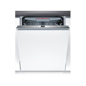 Bosch SMV68MD02E Edelstahl Einbau-Geschirrspüler, vollintegrierbar, 60cm, A++, 14 Maßgedecke-