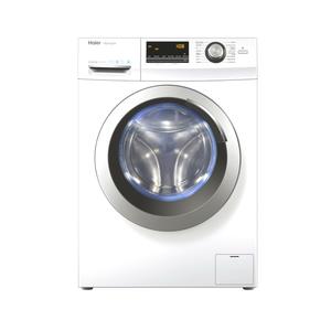 Haier HW80-BP14636 Weiß Waschvollautomat, A+++, 8kg, 1400U/min