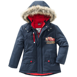 Disney Pixar Cars Winterjacke mit Fellimitat