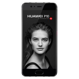 "HUAWEI P10 64GB Graphite Black [12,95 cm (5,1"") Full HD Display, Android 7.0, Octa-Core, Dual-Kamera]"